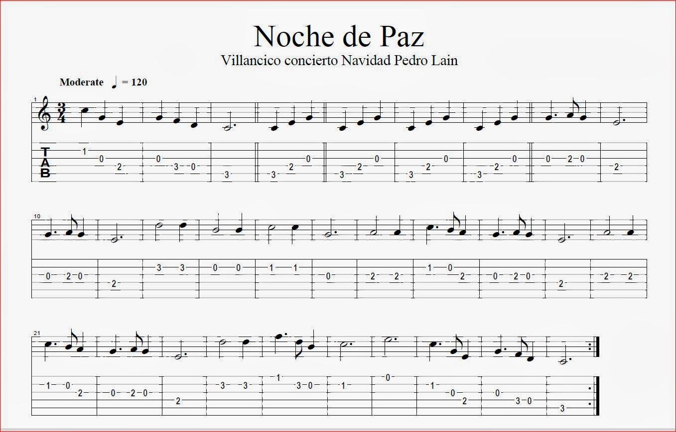 Himno A La Paz Partitura