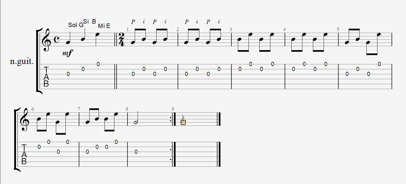 2º guitarra